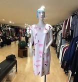 Smashed Lemon Smashed Lemon L16074 Pink Floral Dress