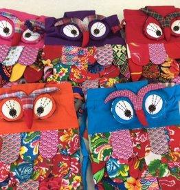 CA Cloth Owl Backpack