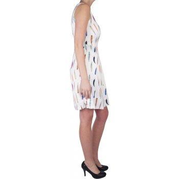 Smashed Lemon Smashed Lemon S17404 Feather Dress