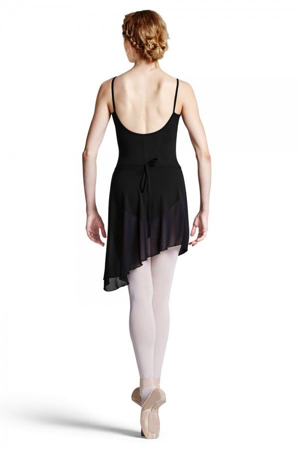 Bloch Bloch R8811 Asymetrical Wrap Skirt