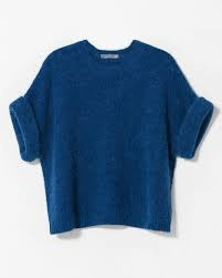 ELK Elk Baltic Wide Knit Sleeve Sweater