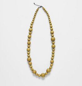 ELK Elk Sulphur Single Strand Bauble Necklace