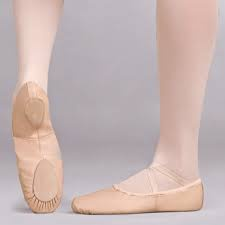Capezio Capezio Leather Cobra Shoe