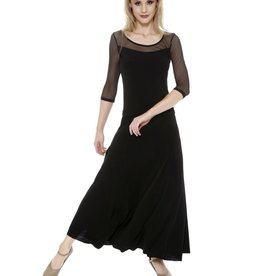 So Danca So Danca Biana- Adult Ballroom Skirt