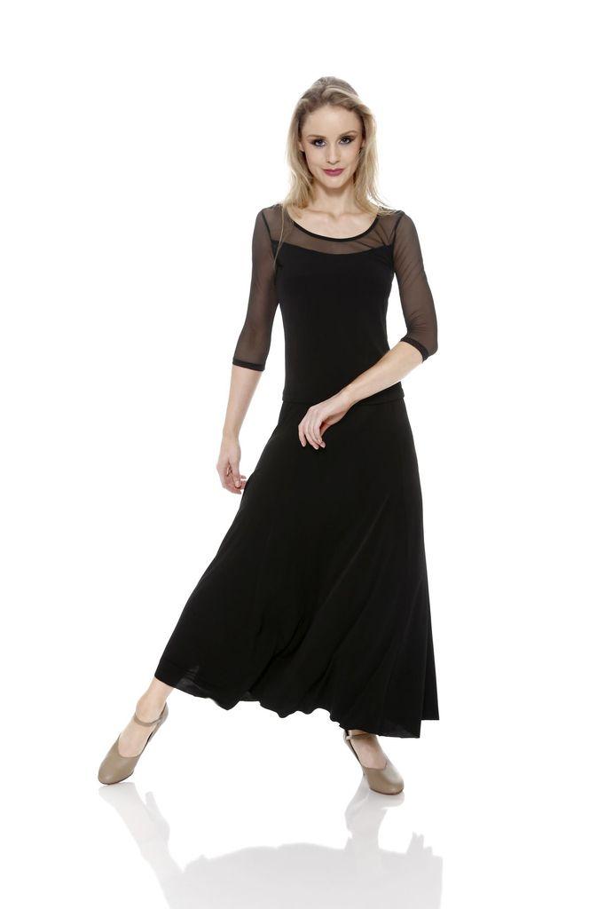 So Danca So Danca Biana- Adult Ballroom Skirt