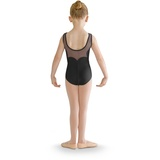 Bloch Bloch Pearl Neck/Scallop Back Tank Leotard
