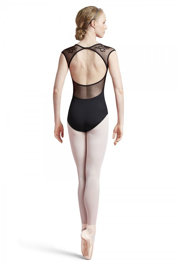 Bloch Fabric:<br /> 90% Nylon<br /> 10% Spandex