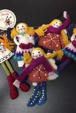 Icelandic Designs Newari German Fairies