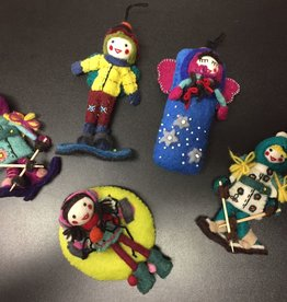 Icelandic Designs Newari Outdoor Fairies