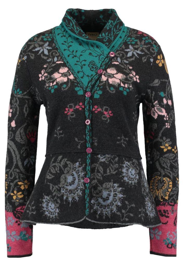 IVKO Knits IVKO Knits Shawl Collar Jacket