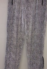 Sportees Custom made pants shine silver when a car light beams in your direction