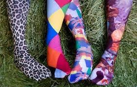 Celeste Stein Celeste Stein Printed Fleece Legging