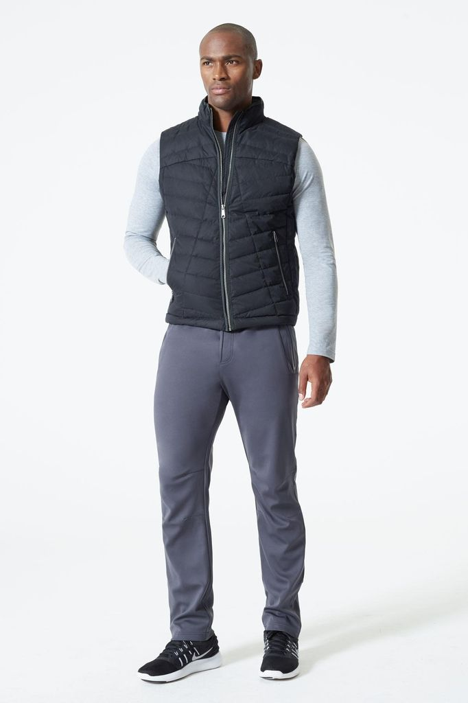 MPG MPG Men's 11H0048 Crusade Down Filled Quilted Vest