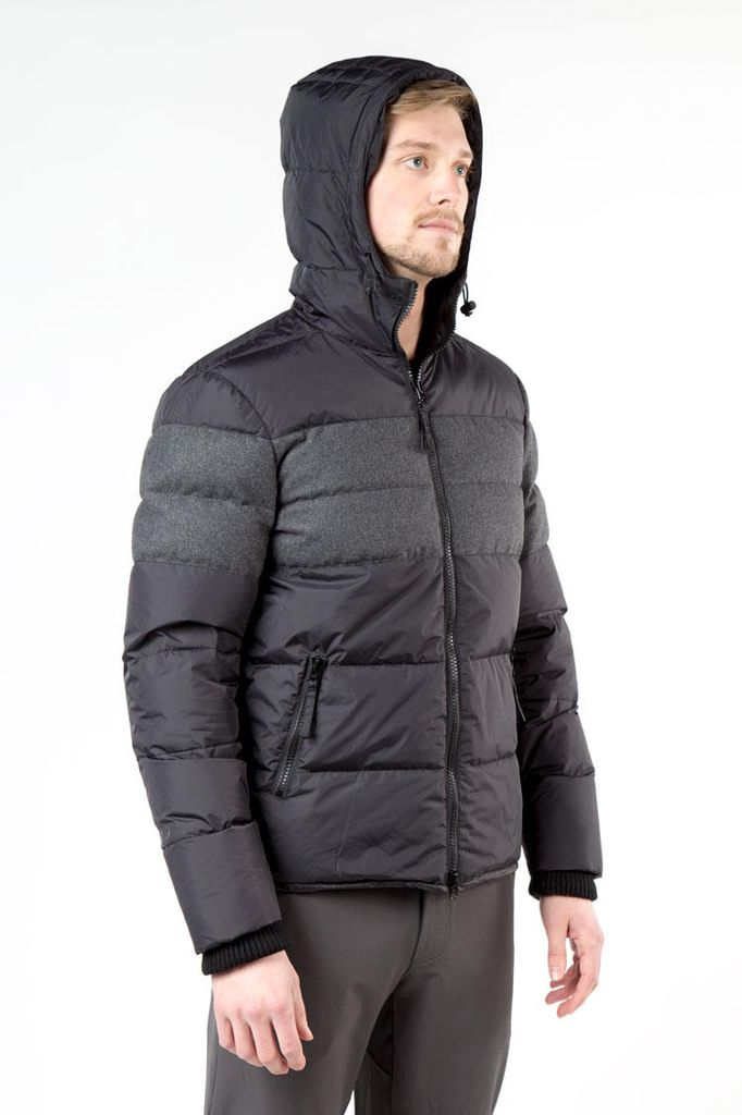 MPG MPG Men's 11H0090 Noah Down Filled Puffy Jacket