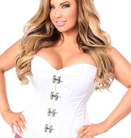 Daisy Corsets Daisy TD-148/149  Steel Boned Corset With Clasp Closure