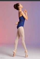 Bloch Bloch L9532 Floral Back Cap Sleeved Leotard/Bodysuit