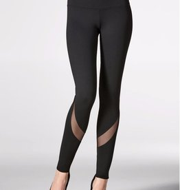 Mondor Mondor 5665 Leggings with Mesh