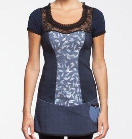 Kollontai Kollontai 11-104 Lori Tunic Dress