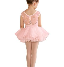 Bloch Bloch CL8212 Jolie Bow Cao Sleeve Tutu Leotard