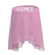 Bloch Bloch BU601C-Child-X-Cross-Skirt