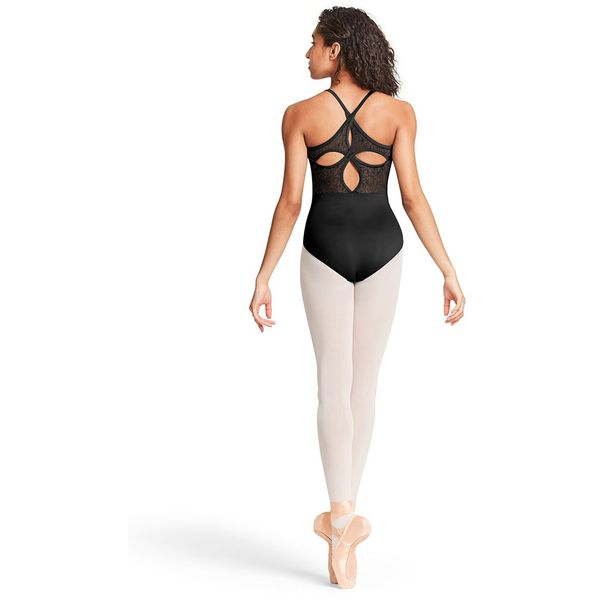 Bloch Bloch Mirella M2152LM Cross Over Keyhole Cami Leotard / Bodysuit