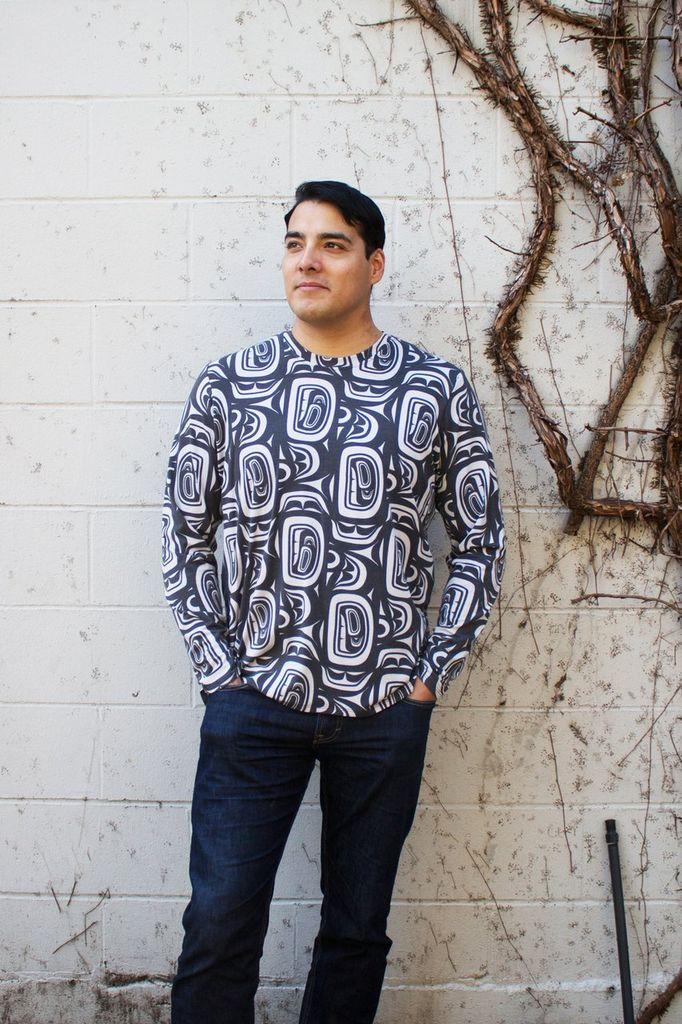 Chloe Angus Designs Chloe Angus Men's Long Sleeve T-Shirt