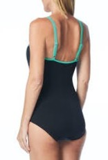 Gabar Swimwear Gabar G32200 Scoop Neck Mallot