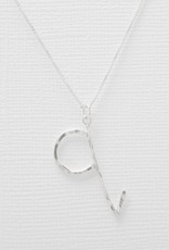 Laughing Sparrow Laughing Sparrow 300 Alphabet Pendant with Chain