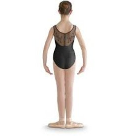 Bloch Bloch CL8965 Vine Flock Back Tank Leotard