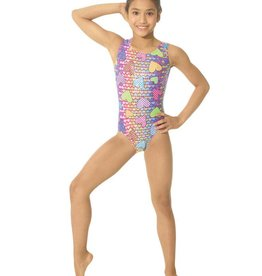 Mondor Mondor 7822-Gymnastics-Bodysuit