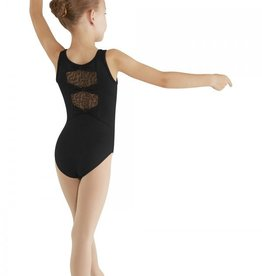Bloch Bloch Mirella M352C Sequin Back 3 Bow Tank Leotard