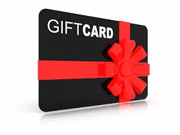 Gift Card Error