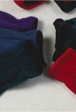 Sportees Sportees 2 Way Stretch 200 Weight Fleece Mittens w/ Elastic at Wrist-Size XL,