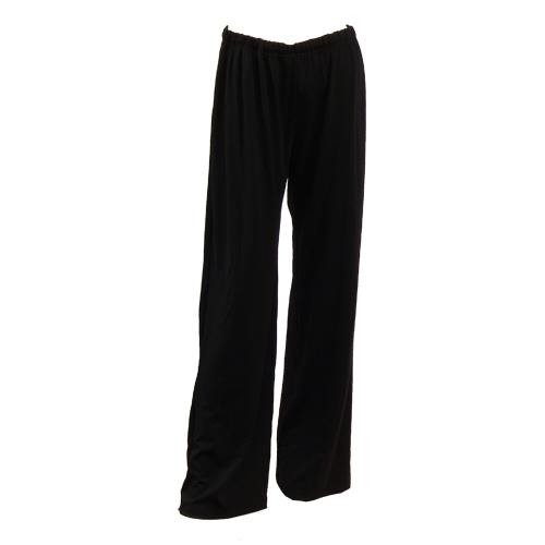 Sportees Sportees Athletic Fit 4-Way Stretch Jazz Pants w/ Drawstring Waist-Size S