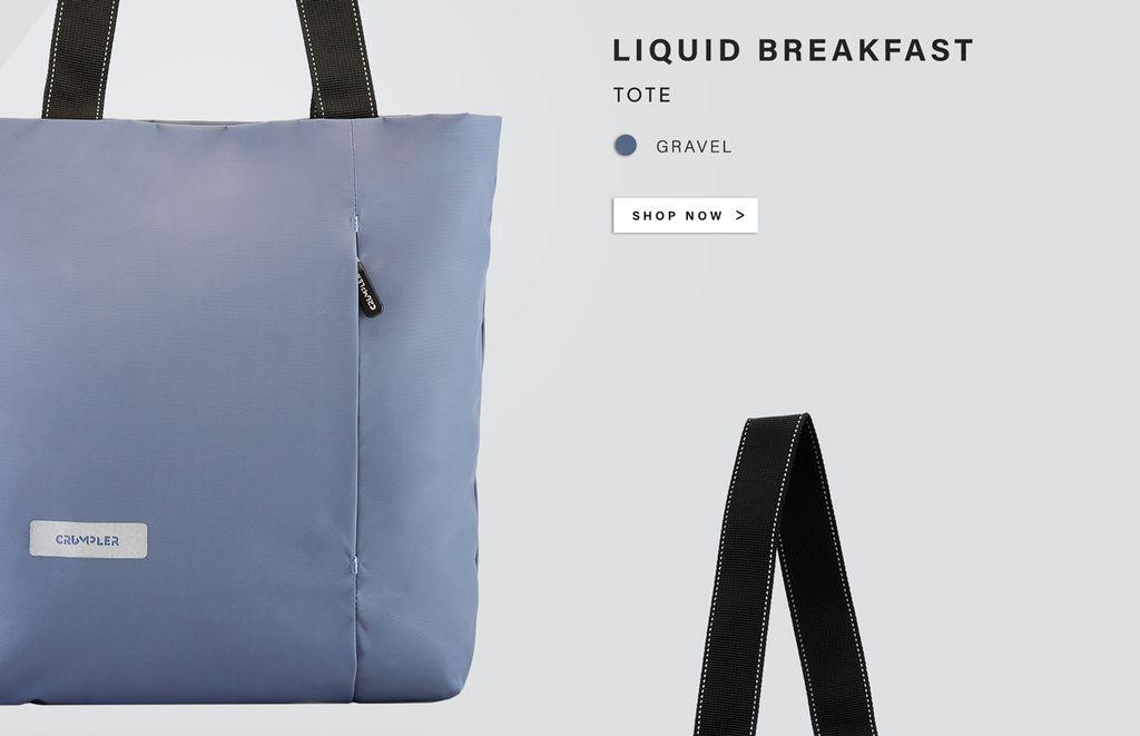 Crumpler Crumpler Bags - Liquid Breakfast