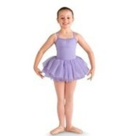 Bloch Bloch-CL9565-Diamond Heart Mesh Tutu