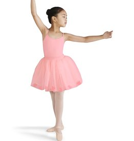 Bloch Bloch MS123C Bubble Tutu Skirt With Maple Leaves on Hem