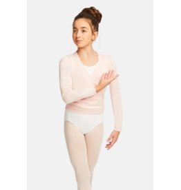 Capezio Capezio CK10949C Child Wrap Sweater