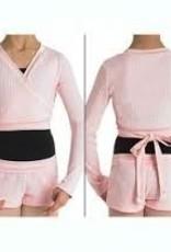 Bloch Bloch CZ0999-Girls-X-Over-Wrap-Sweater