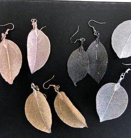 CA Leaf Earrings