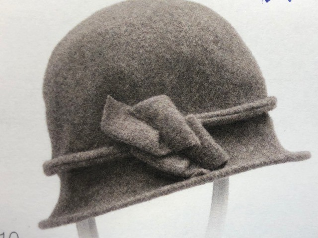 Canadian Hat Company Ltd. Canadian Hat Clarice Cloche