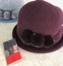 Canadian Hat Company Ltd. Canadian Hat Company Cindy Ormos Cloche
