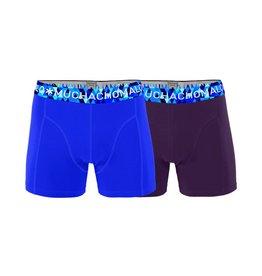 Muchachomalo Muchachomalo Microfiber Boxer Shorts - 2 Pack