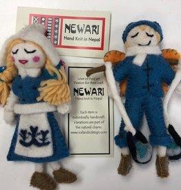 Icelandic Designs Newari Global Fairies
