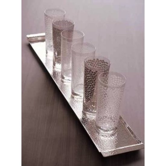 CH DOTTI VODKA SHOT GLASSES