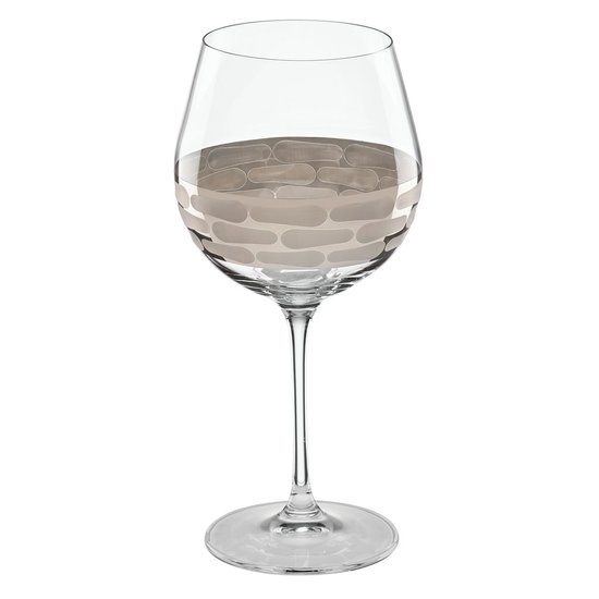 CH TRURO RED WINE GLASS | PLATINUM