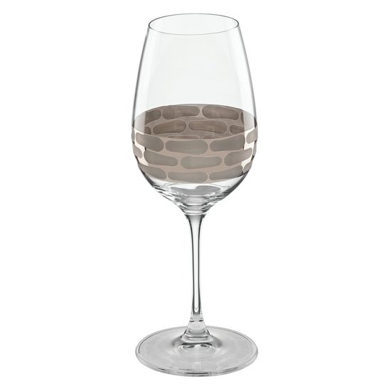 CH TRURO WHITE WINE GLASS | PLATINUM
