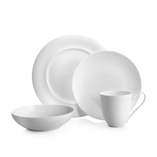 CH SKYE 4 PIECE DINNERWARE SET