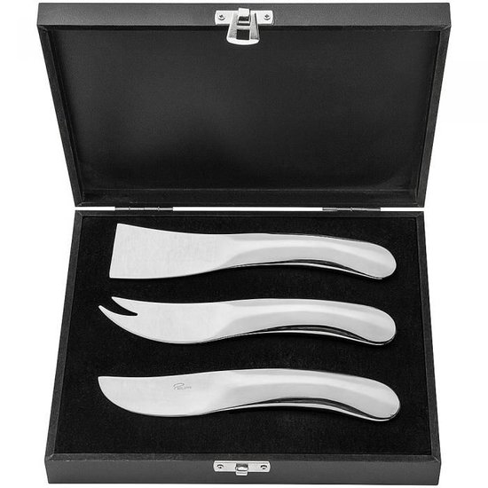 CH WAVE CHEESE KNIVES