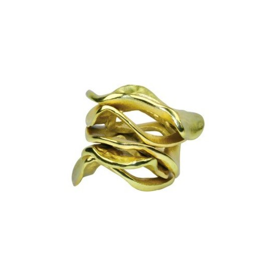 CH FLUX NAPKIN RING | GOLD